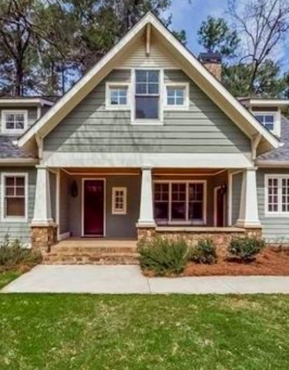Atlanta Two Story Addition -