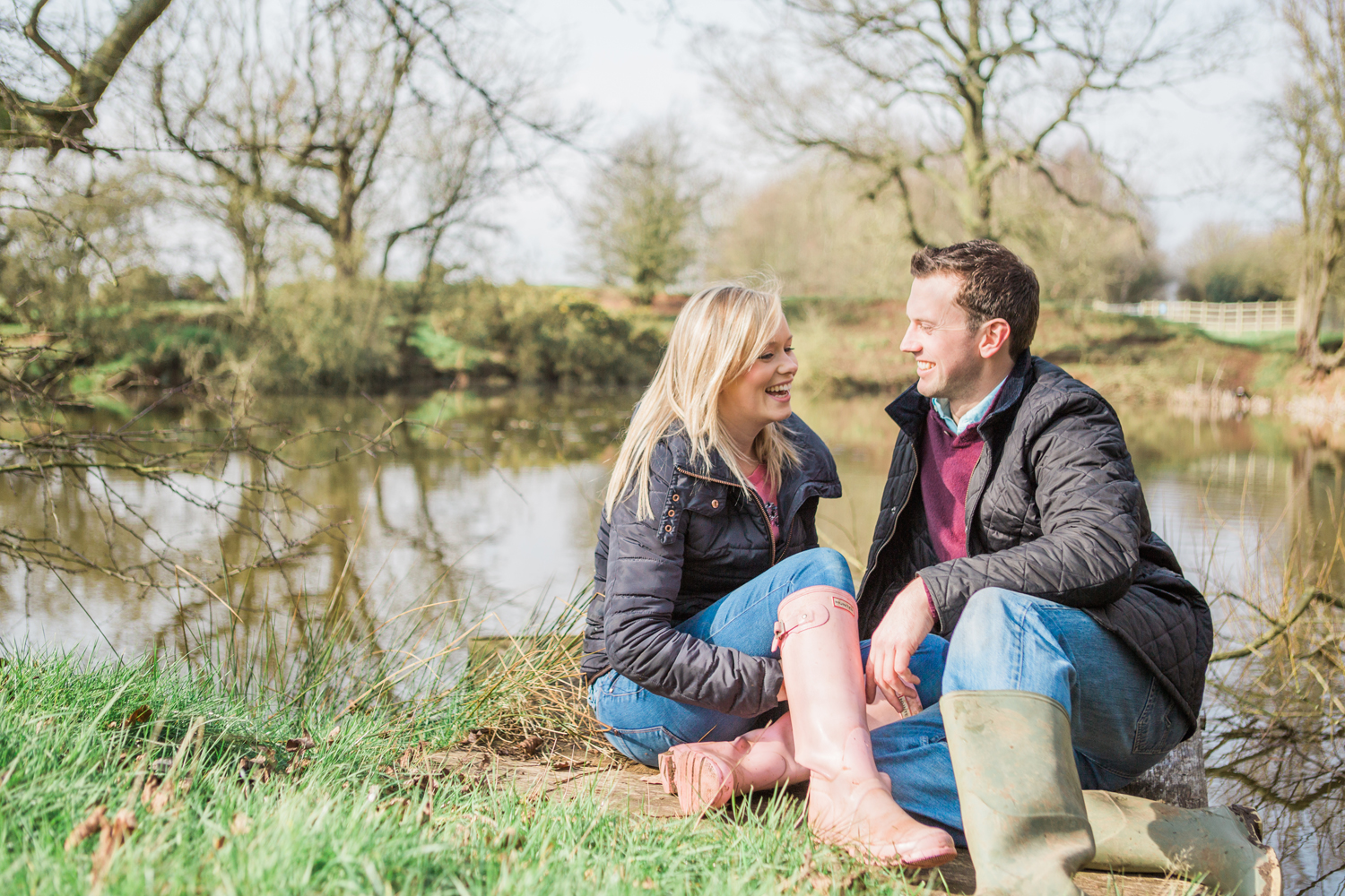 Sophie Evans Photography, Warwickshire Wedding Photography, Farm Engagement Shoot, Emma & Gus_003.jpg