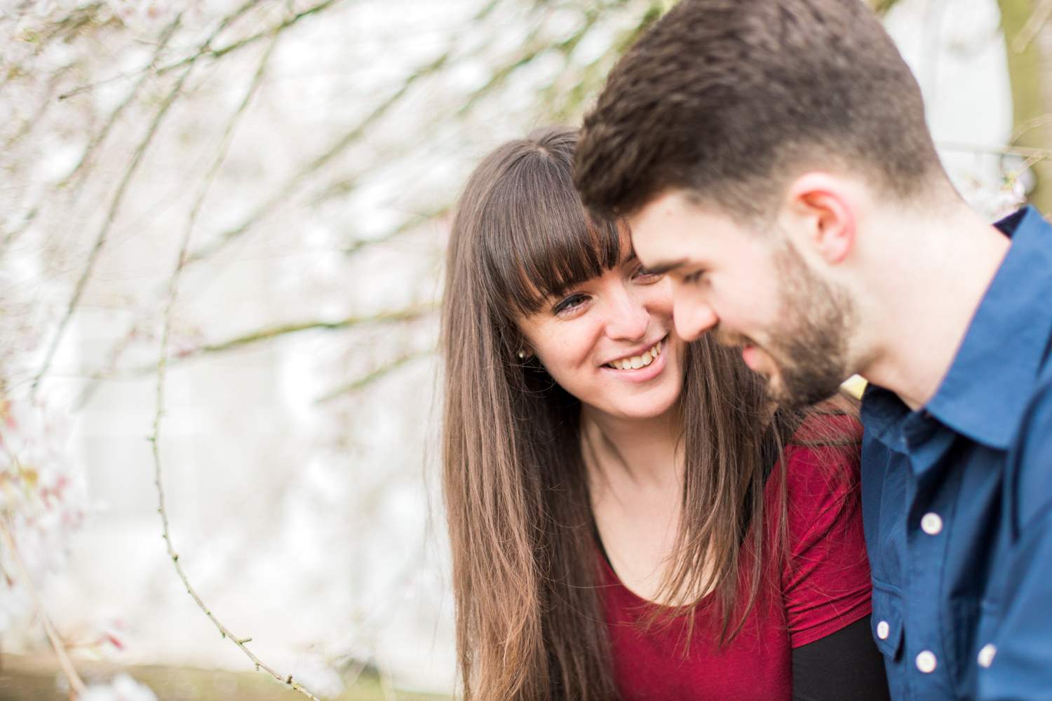 Sophie Evans Photography, Alice & Nathanael Botanical Gardens Engagement Shoot. Warwickshire Wedding Photographer (26).jpg