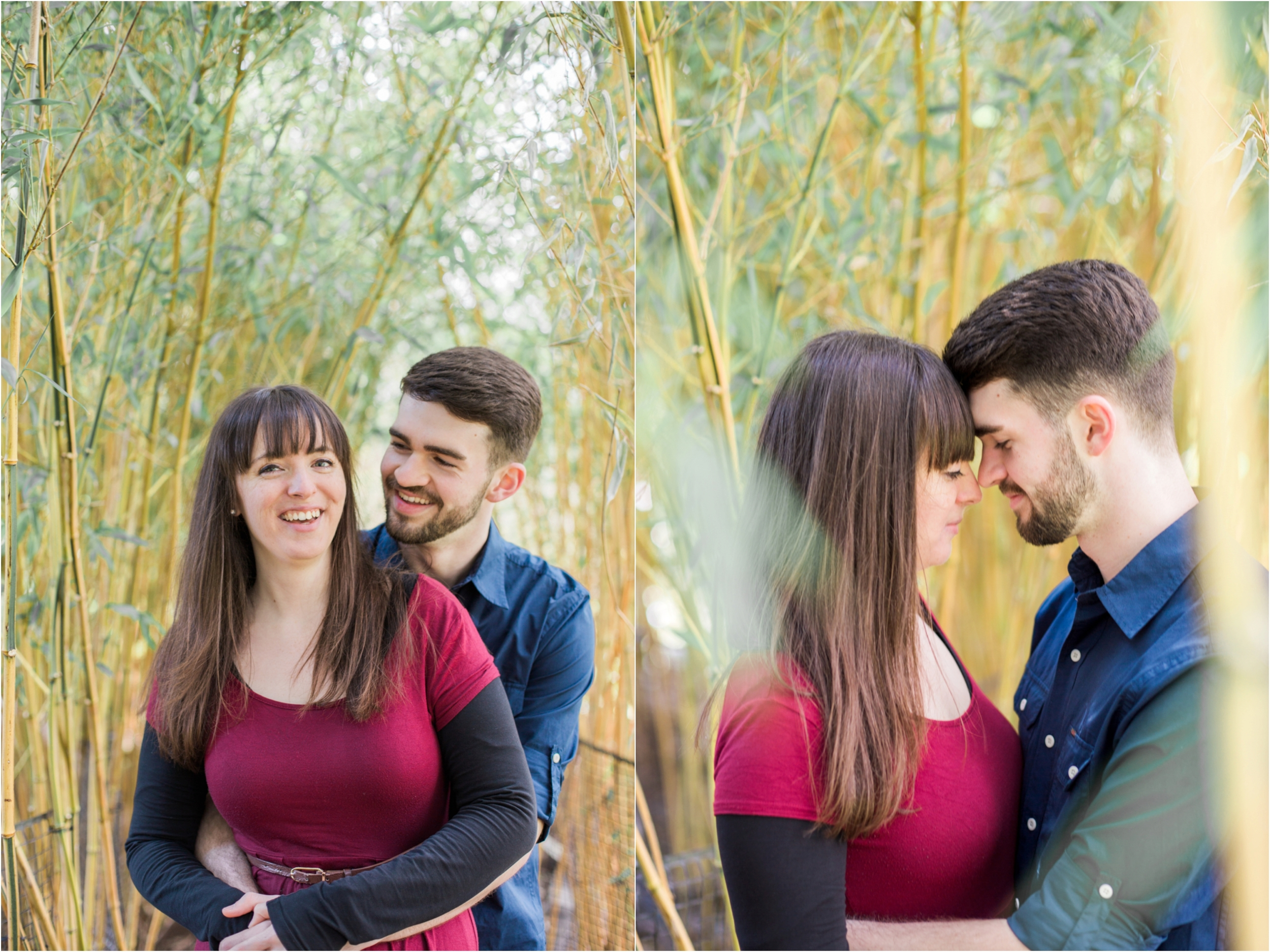 Sophie Evans Photography, Alice & Nathanael Botanical Gardens Engagement Shoot. Warwickshire Wedding Photographer (21).jpg
