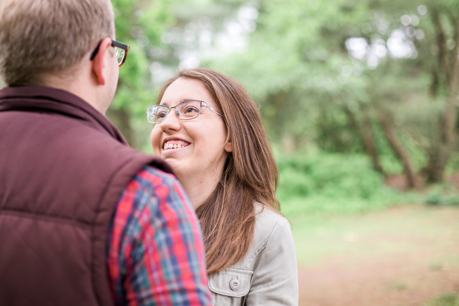 003Charlotte & Kelvin - Lickey Hills Engagement - Sophie Evans Photography - Warwickshire Wedding Photographer.jpg