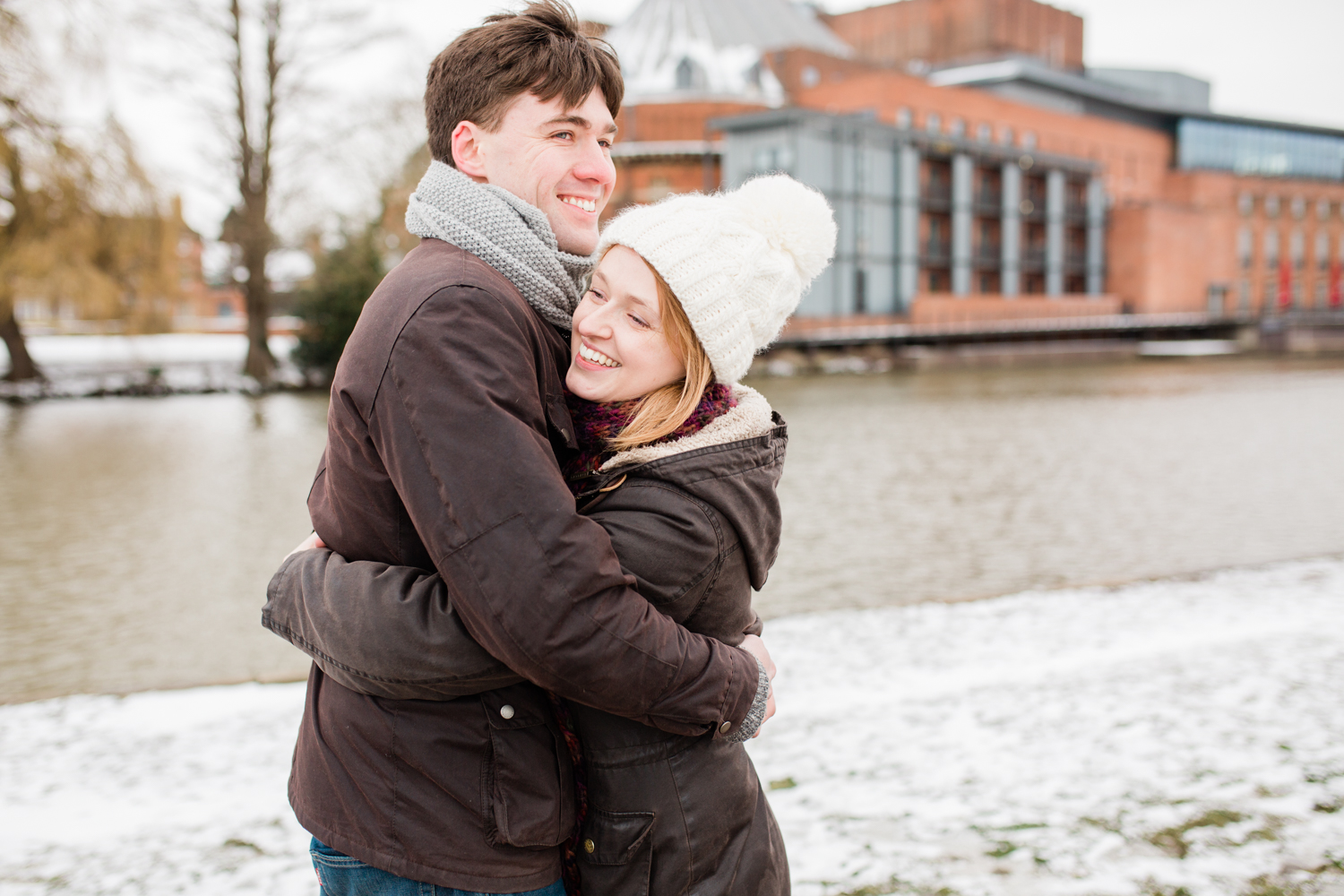 Alice & James - Stratford Upon Avon Engagement shoot - Sophie Evans Photography-5.jpg