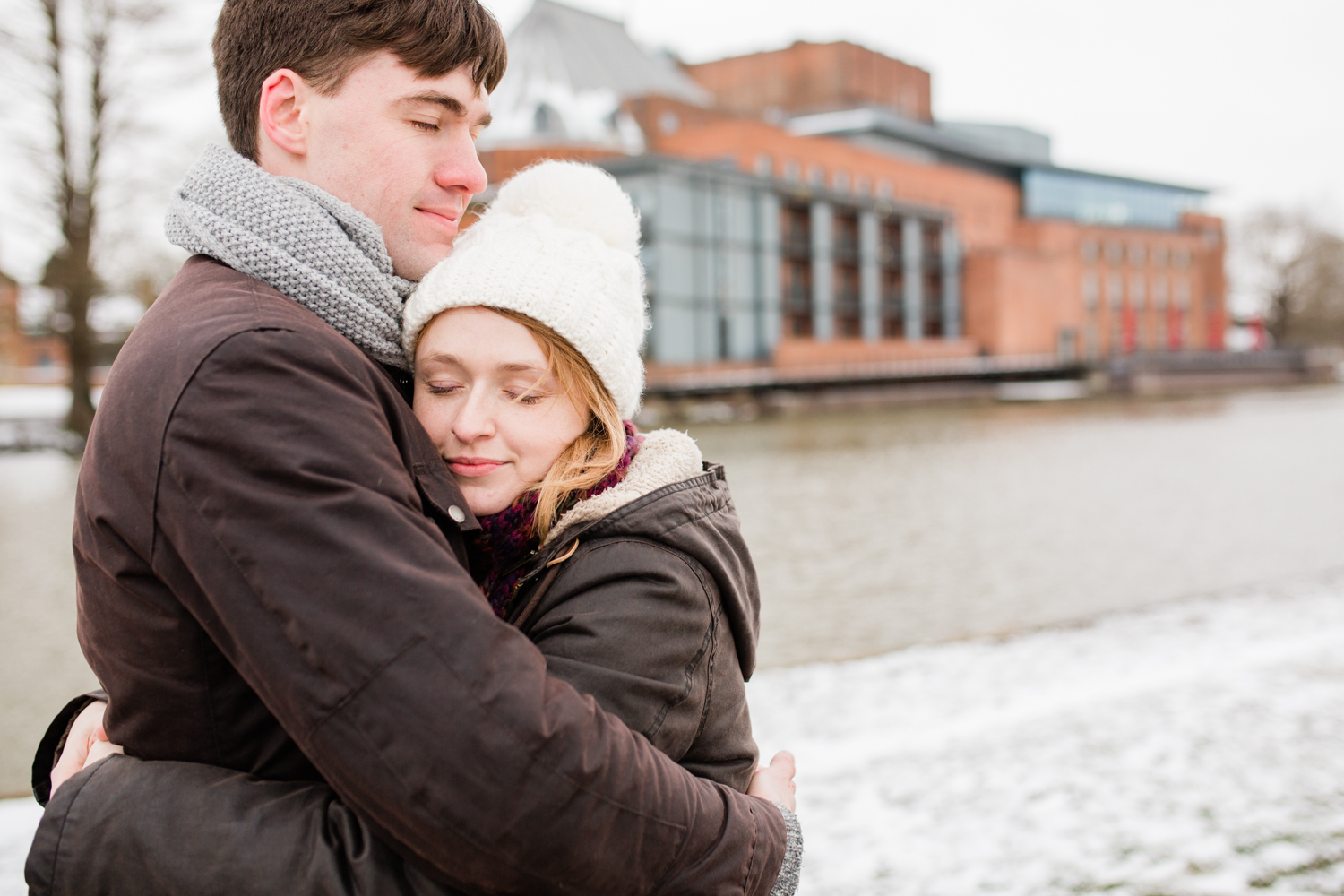 Alice & James - Stratford Upon Avon Engagement shoot - Sophie Evans Photography-7.jpg