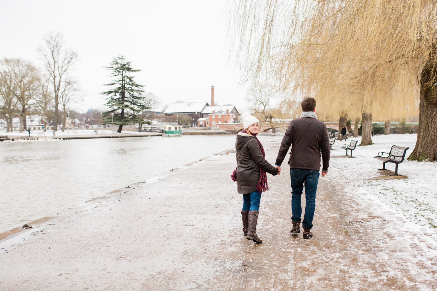 Alice & James - Stratford Upon Avon Engagement shoot - Sophie Evans Photography-19.jpg