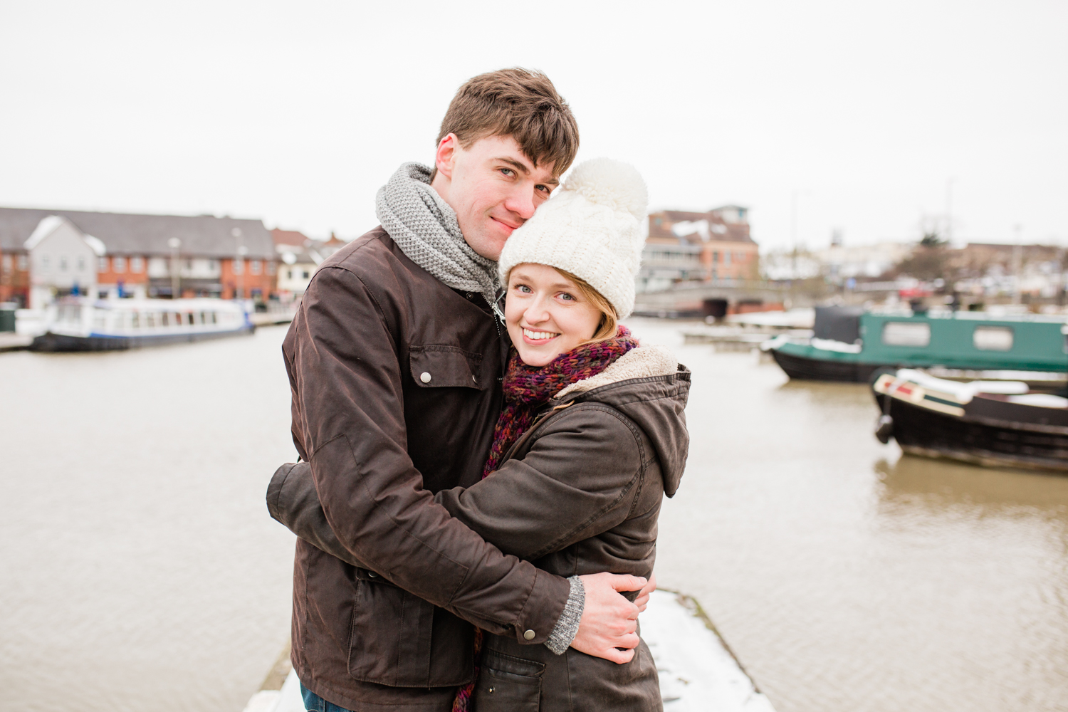 Alice & James - Stratford Upon Avon Engagement shoot - Sophie Evans Photography-29.jpg