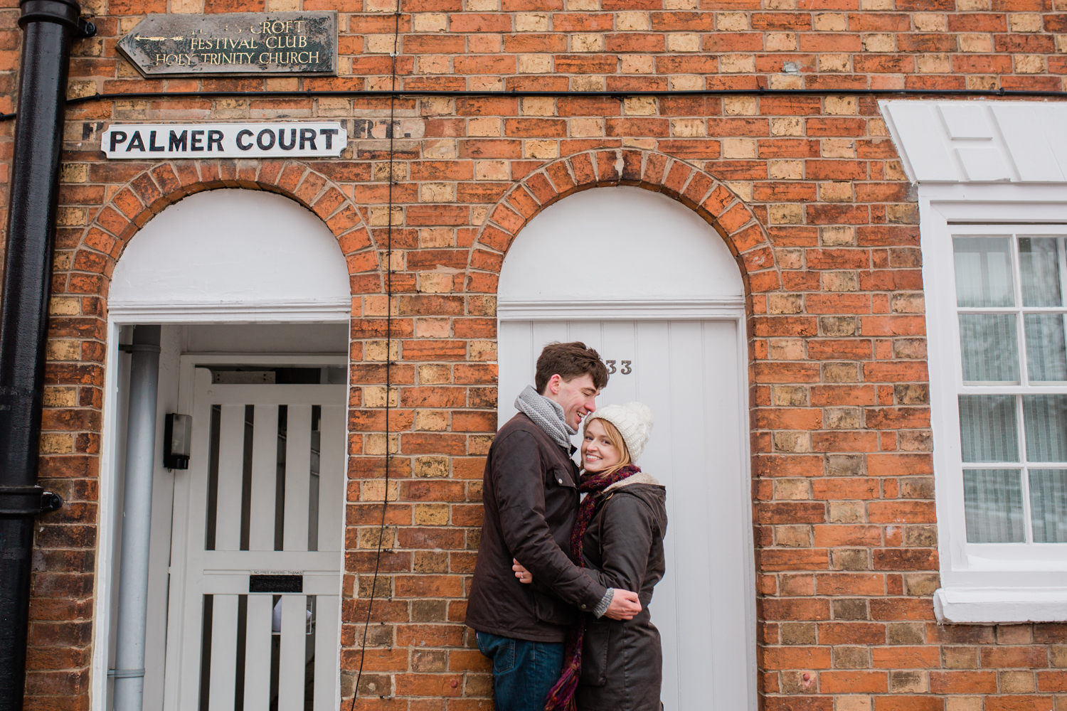 Alice & James - Stratford Upon Avon Engagement shoot - Sophie Evans Photography-33.jpg