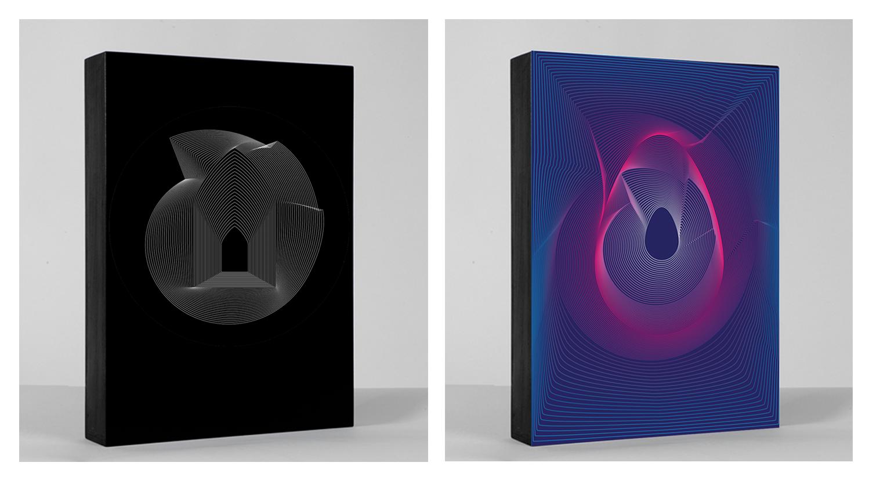 "Birth / Death  • 18"" x 24"" Giclee Prints • Versions IX - X"