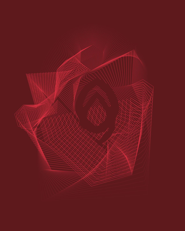 "GUARDIANS  • 9"" x 12"" Silkscreen • Version XVI"