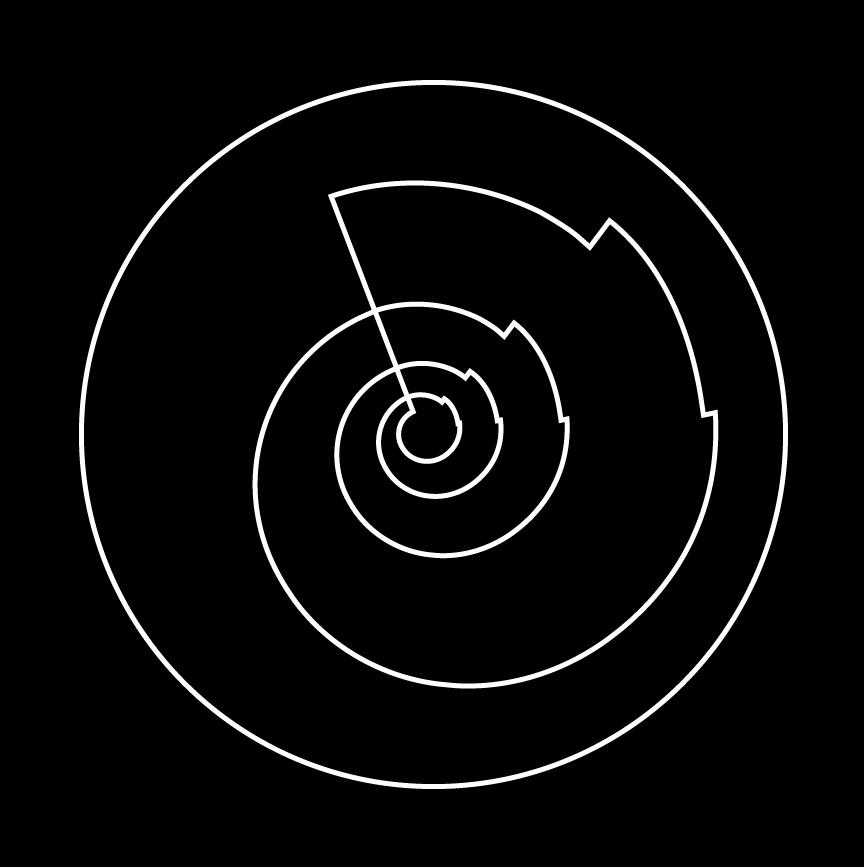 "Birth / Death  • 36"" x 36"" Giclee Print • Version XIV"