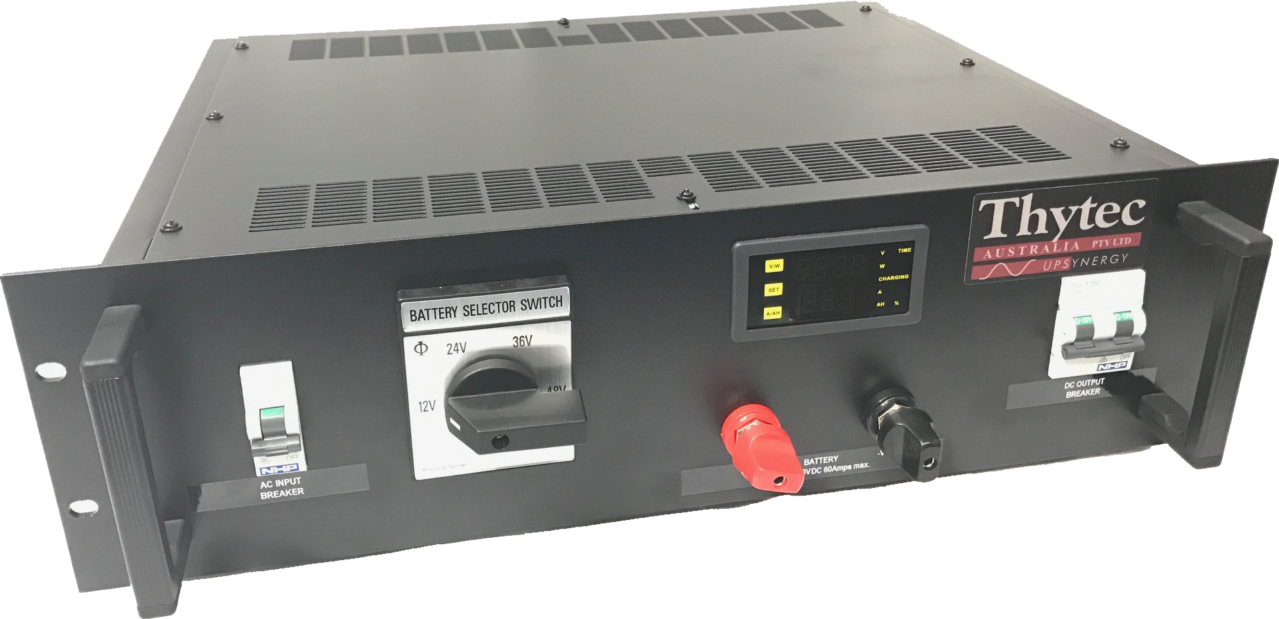 NEW!  Voltage     Selectable Battery Chargers - Download Specification sheet for SMR Models.