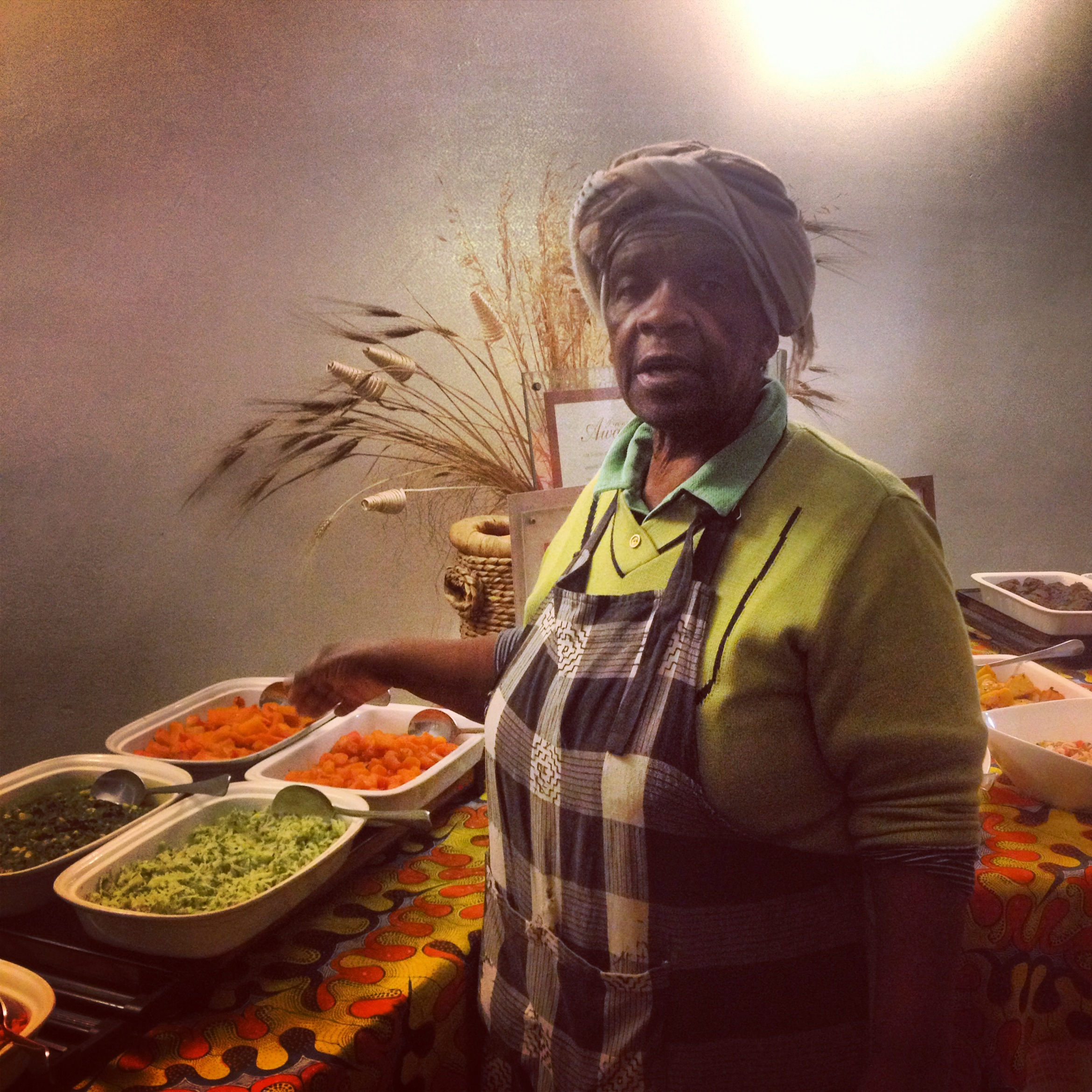 Best cook in Cape Town!