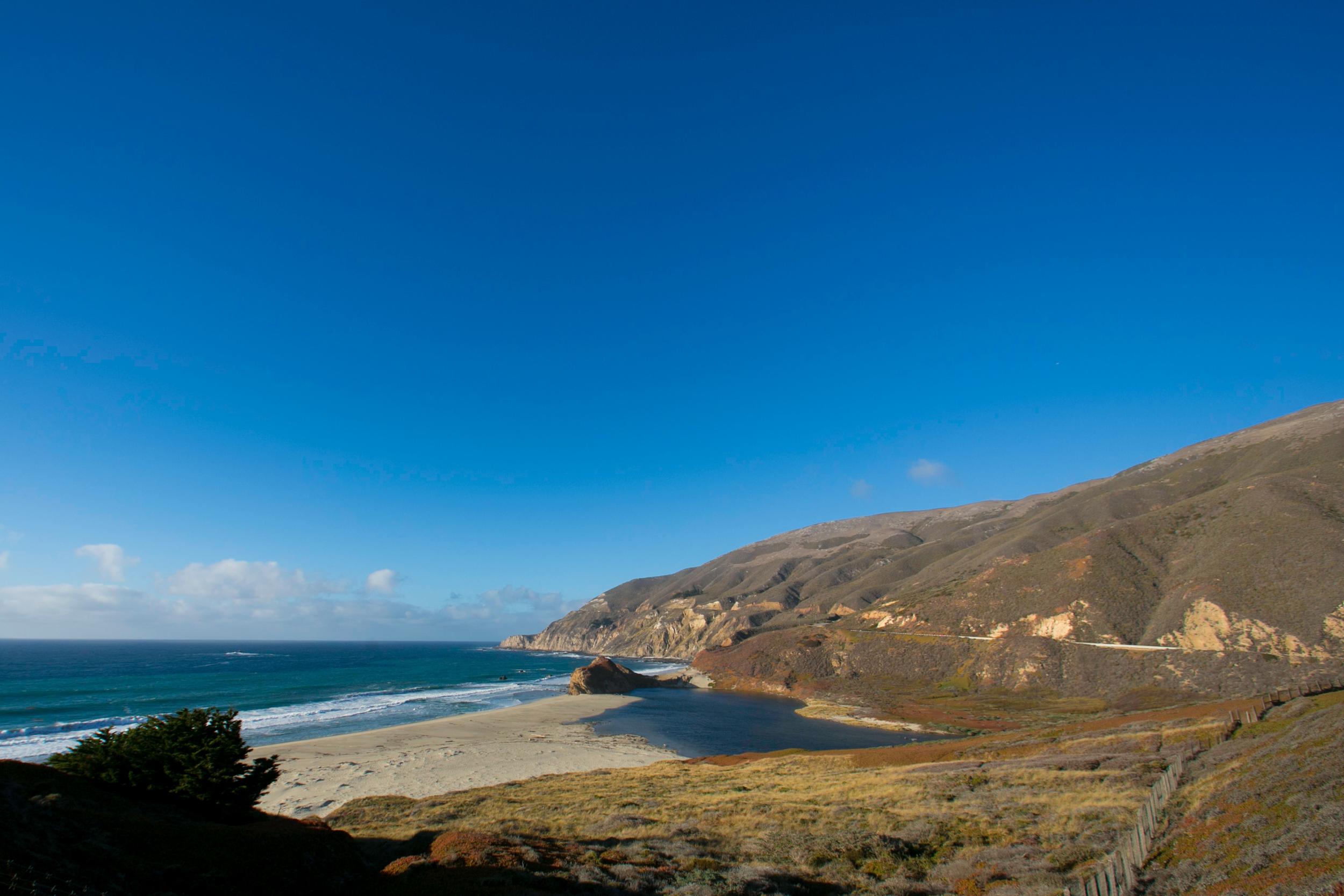 The northern coast drive was unreal!
