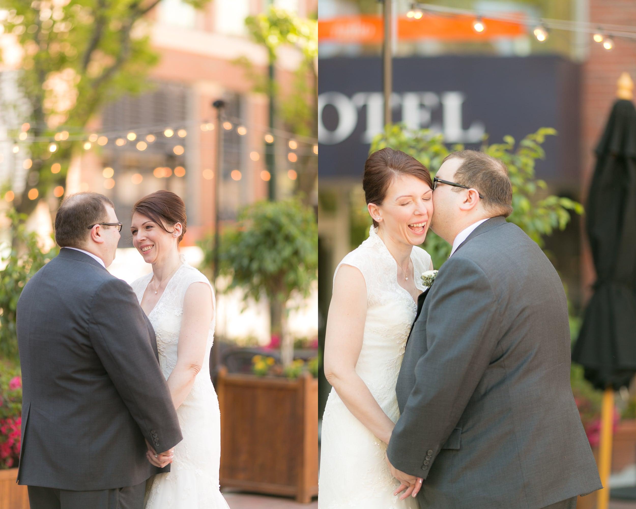 Rachel & Eric's wedding - with Megan Braemore