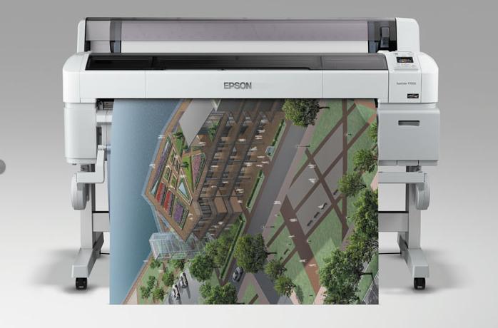 T-5000 Epson Printer