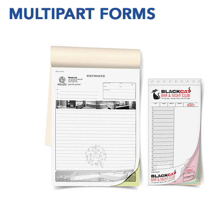 NCR Multipart forms