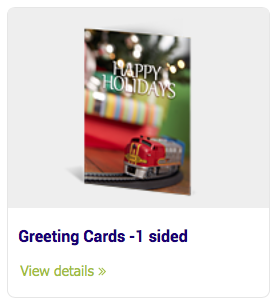 Greeting Cards - Greeting Cards -1 sided