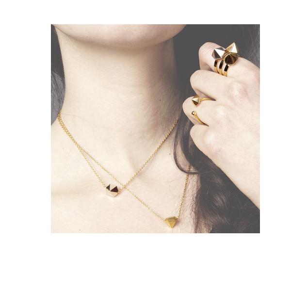 Jewelry: Brandy Pham