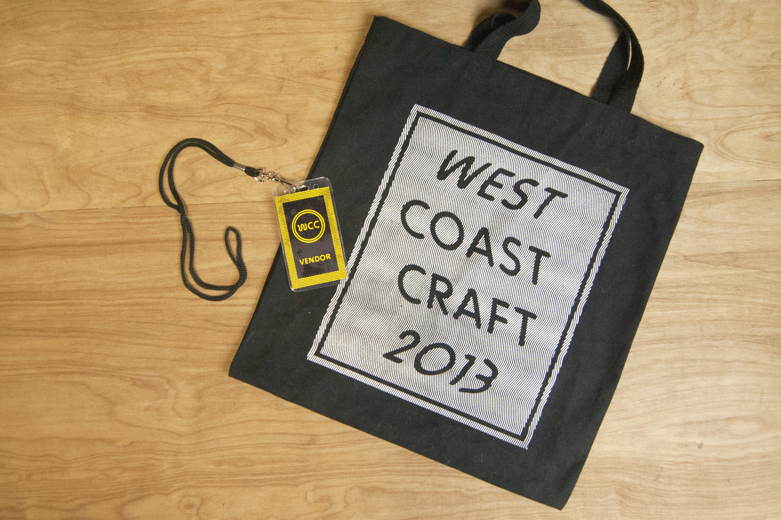 WCC totes!