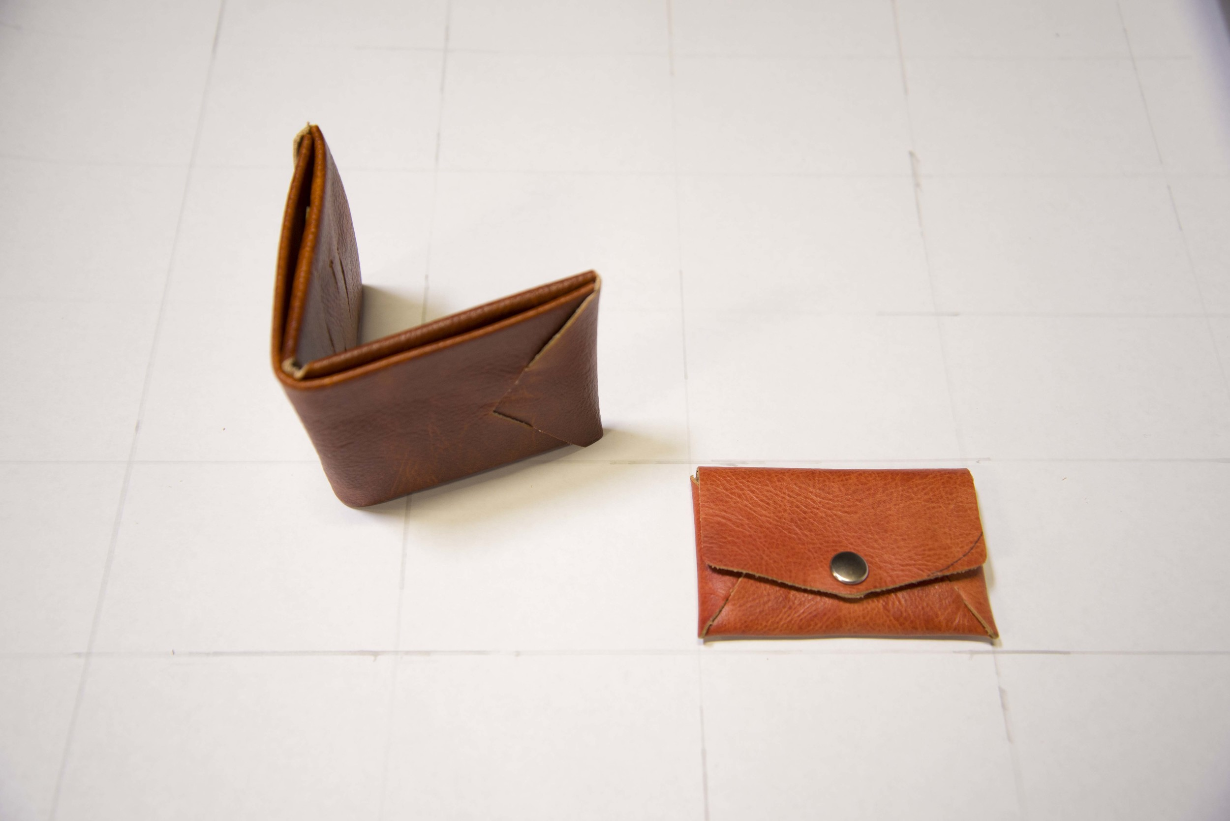 Our Origami Bill Fold Wallet and Card Case