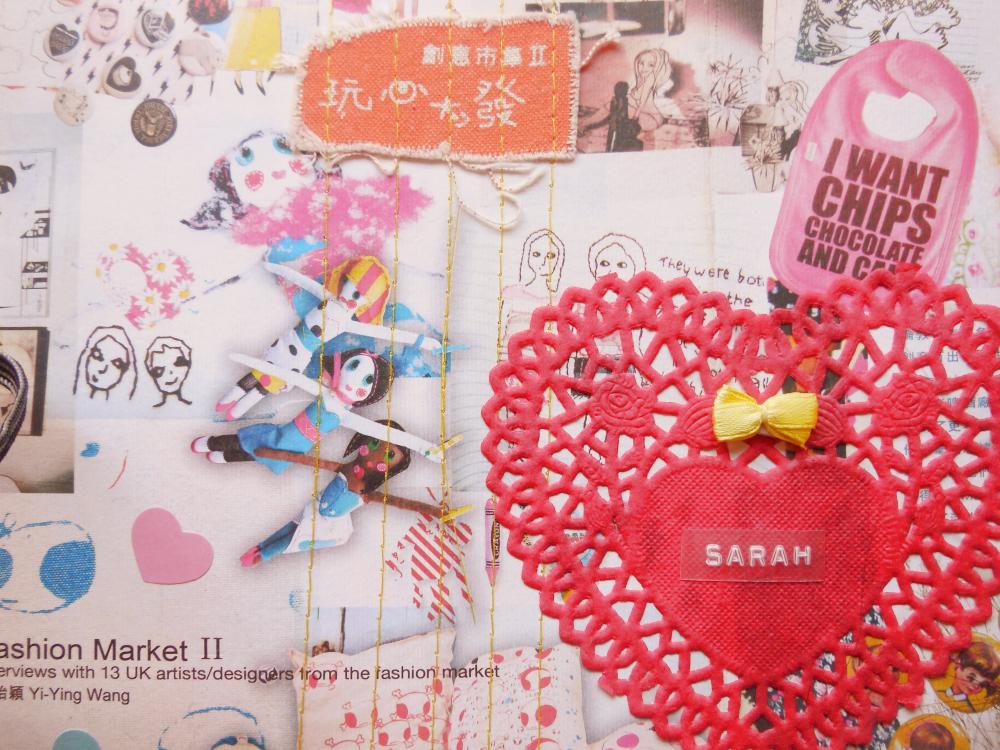 Mail Art Sarah DeBoice