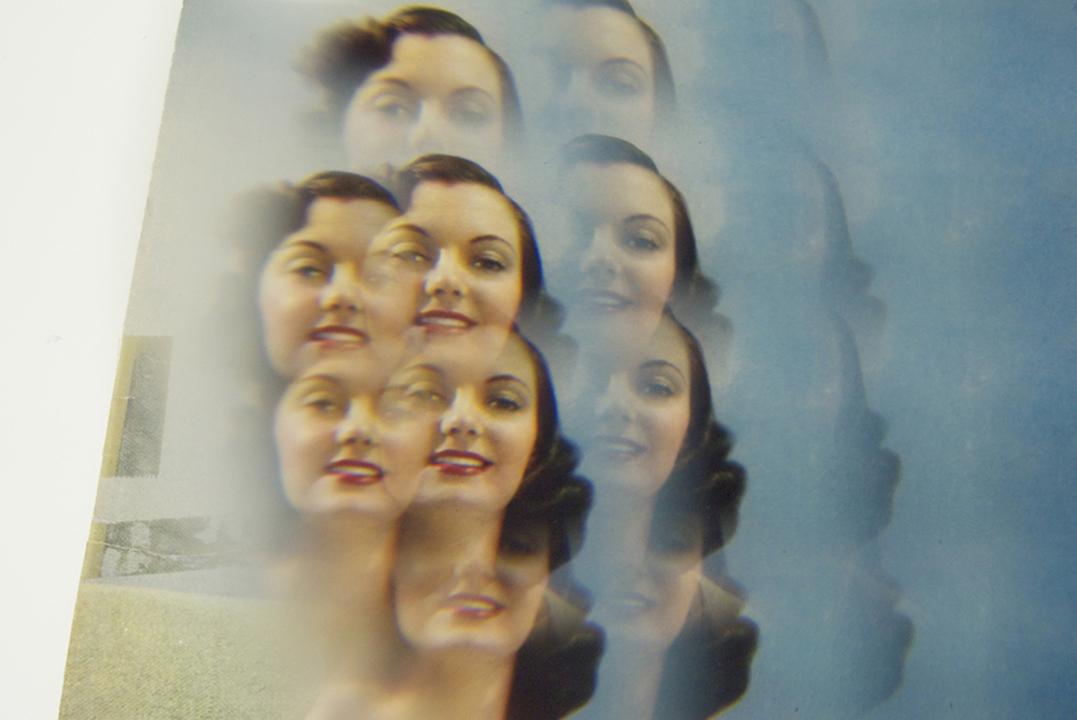 Facet, Fracture, Fragment, Fame  series