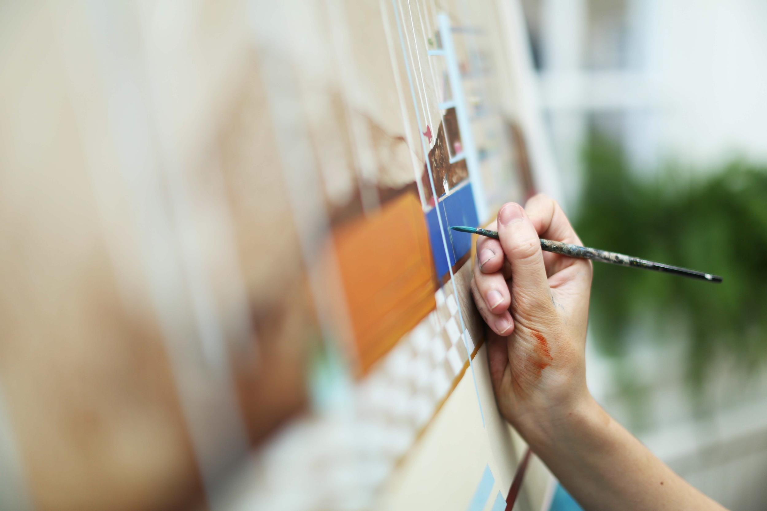 Charlotte Keates Painter