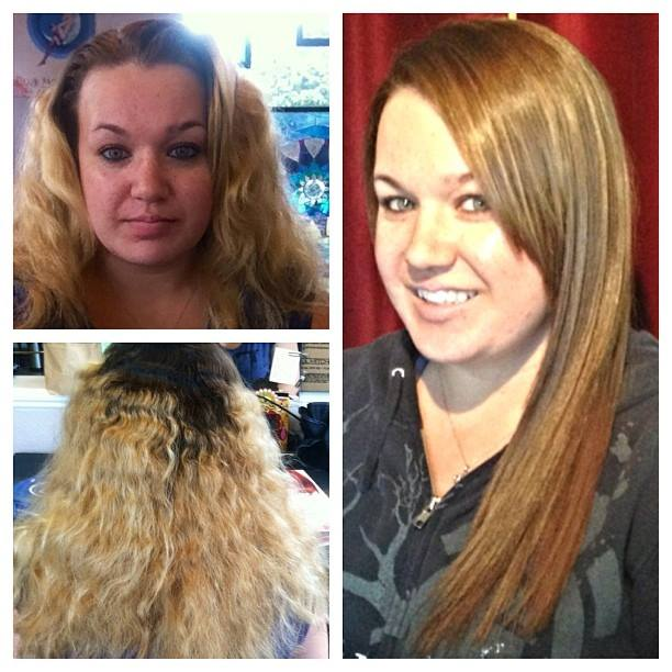 All Over Color/ Color Correction by Madelyn