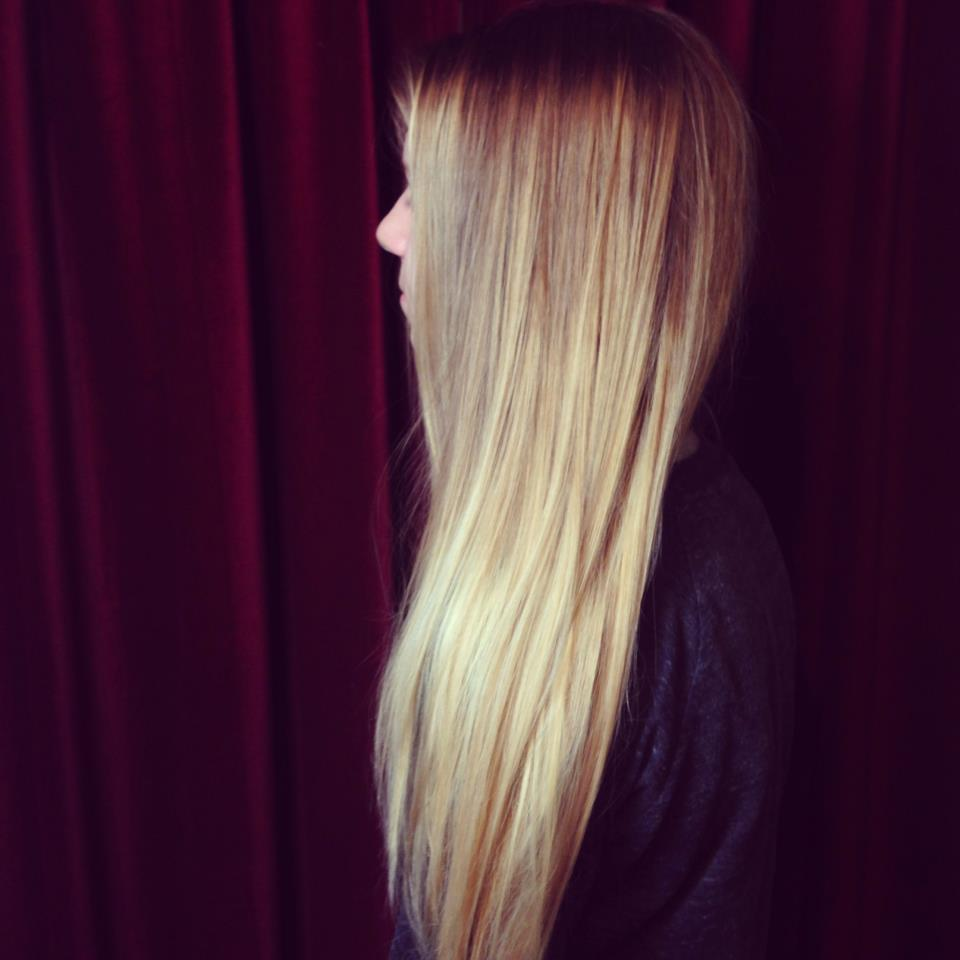 Ombre by Shannon