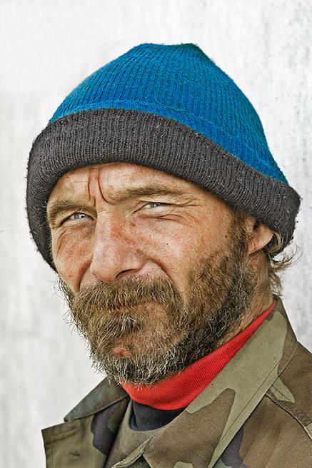 Richard 'Iron' Portrait
