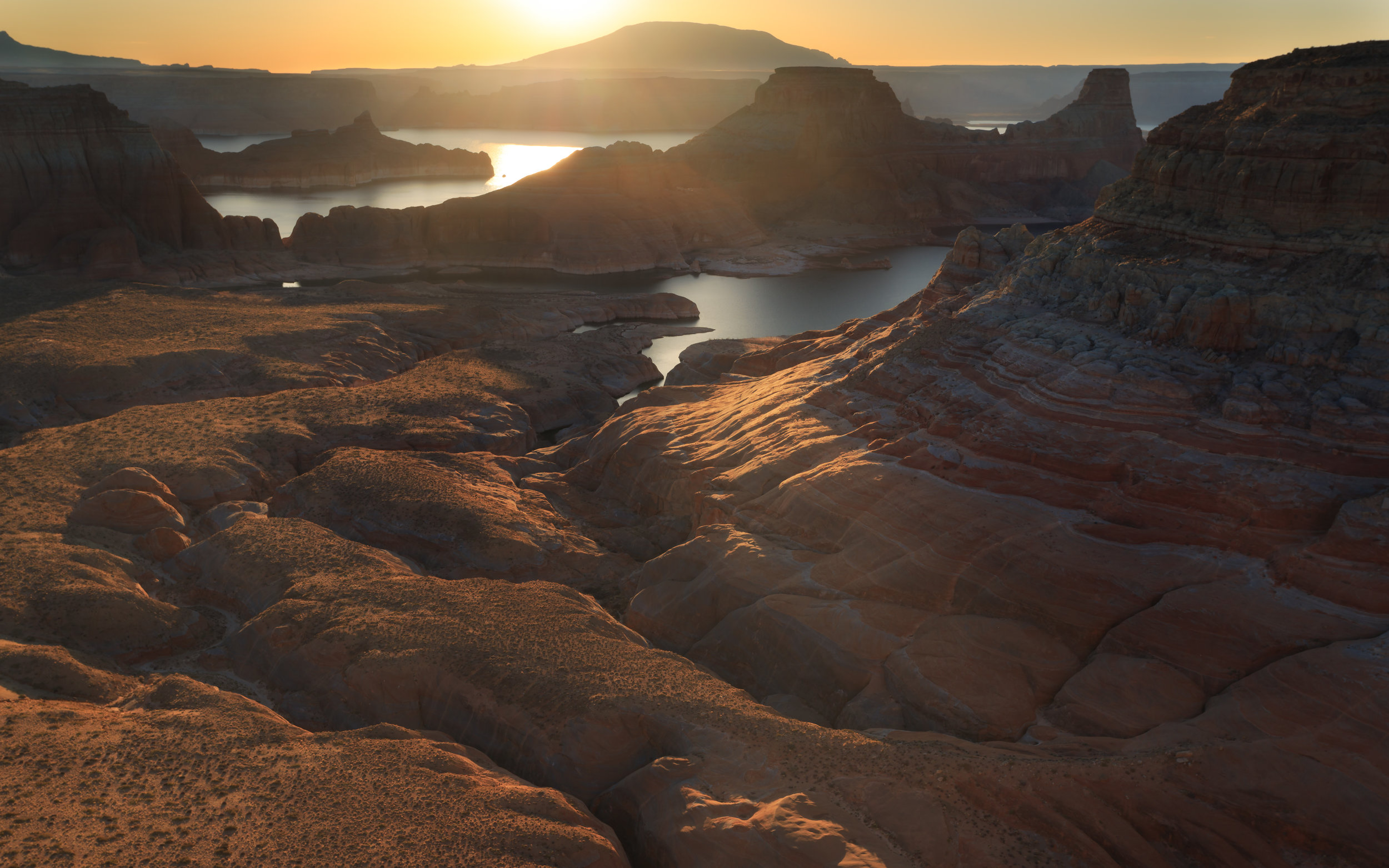 Alstrom Point_Lake Powell_Sunrise_v1 04.29.2018.jpg