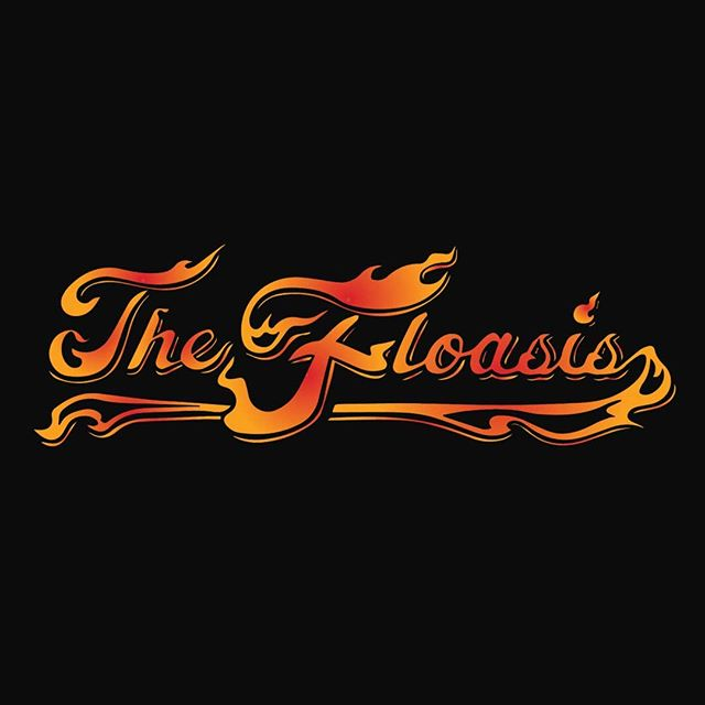 new logo for @thefloasis fire & flow arts community space in brooklyn
