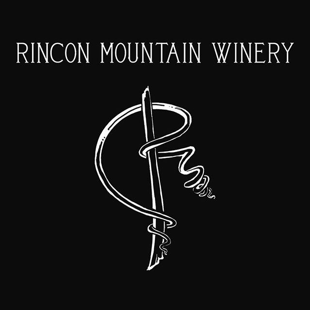 "tendril ""R"" logo for @rinconmtnwine"