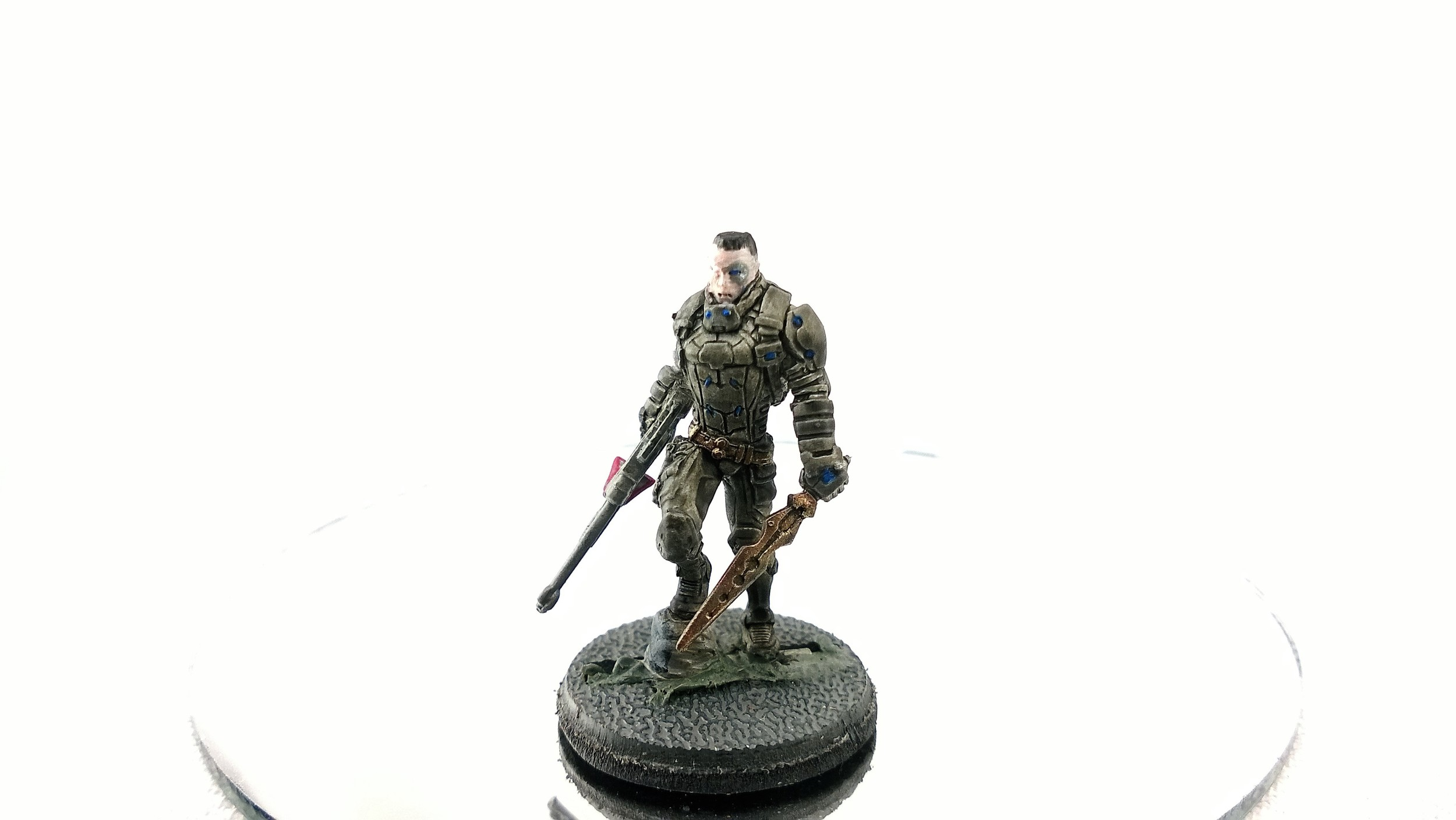 Eudoras, Myrmidon Officer