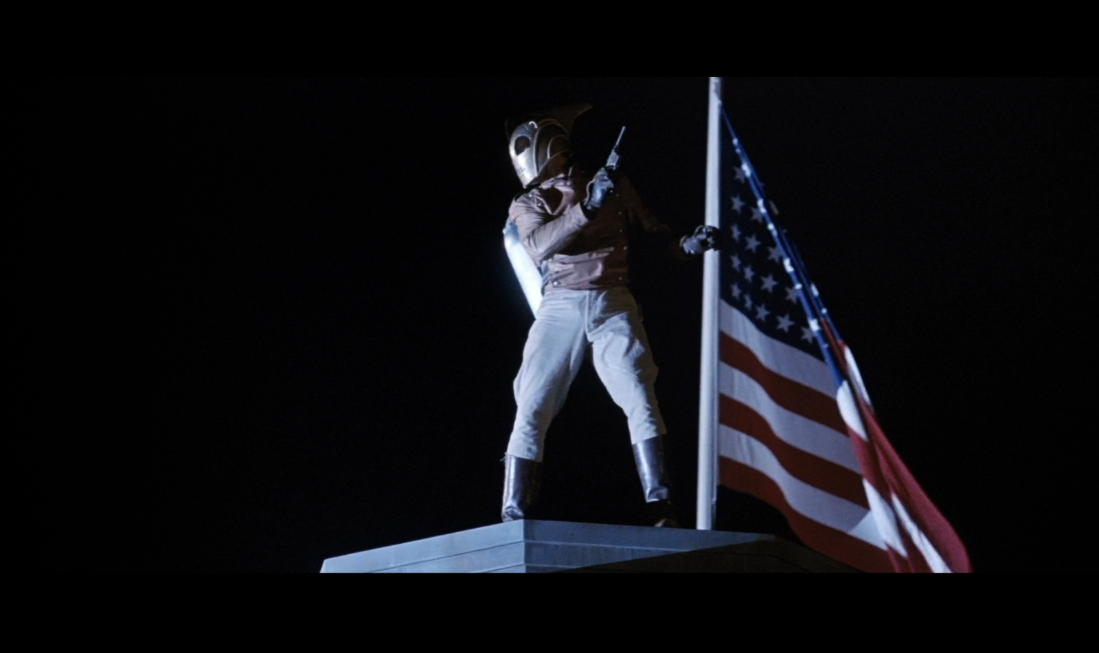 Has to be one of the most iconic shots in the movie.