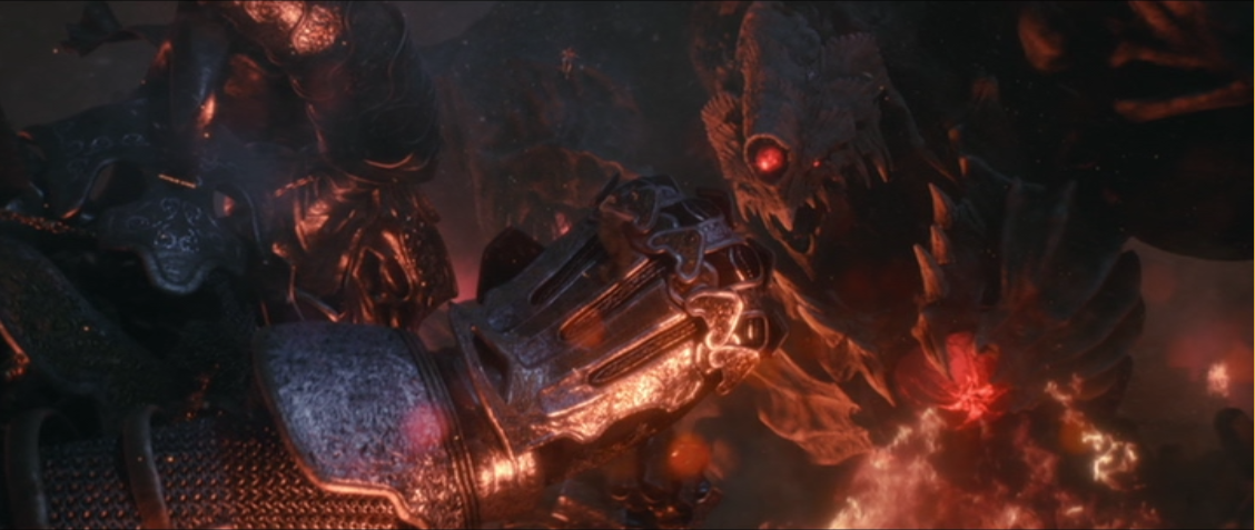 I did not expect Pacific Rim in this.