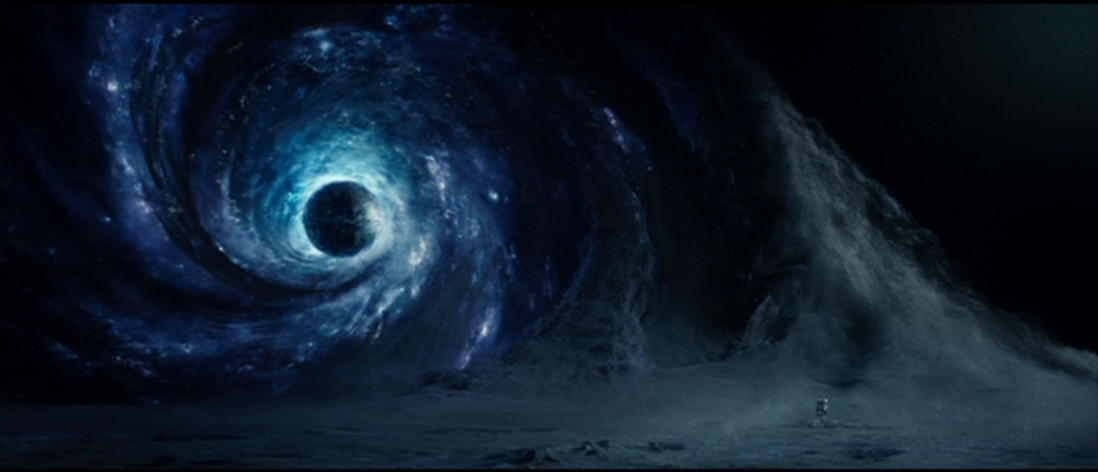 It's so pretty, this space eye.