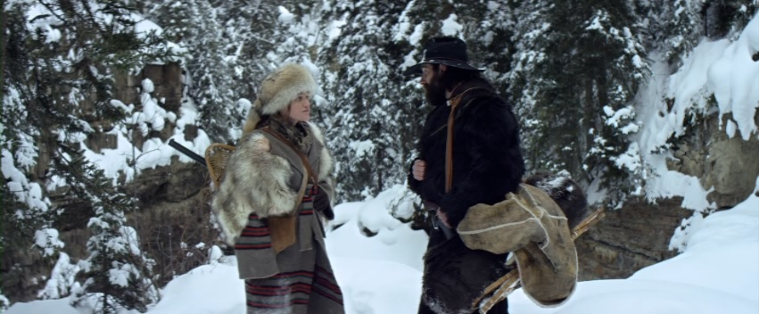 Cold Hunters clad in furs.