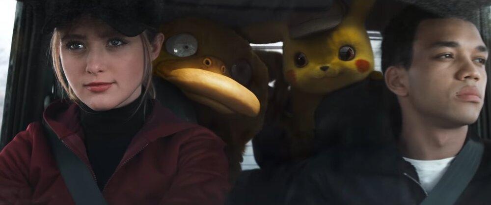 I've seen Pokemon bigger than this car!