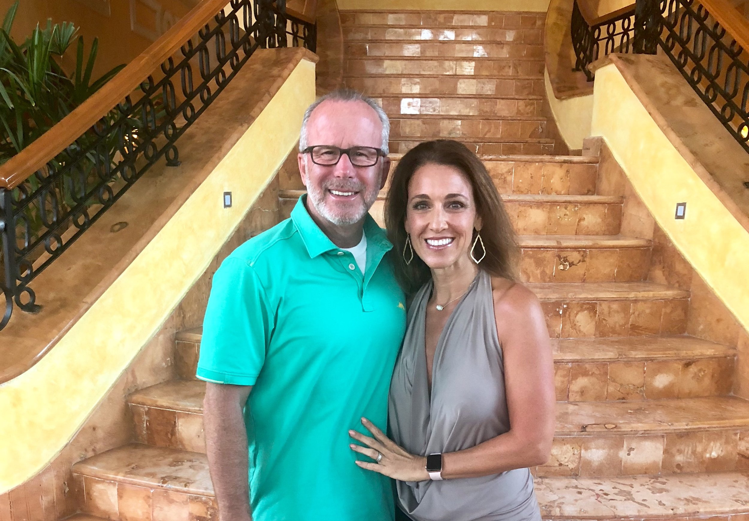 Jill and I went back to our favorite resort in Mexico!