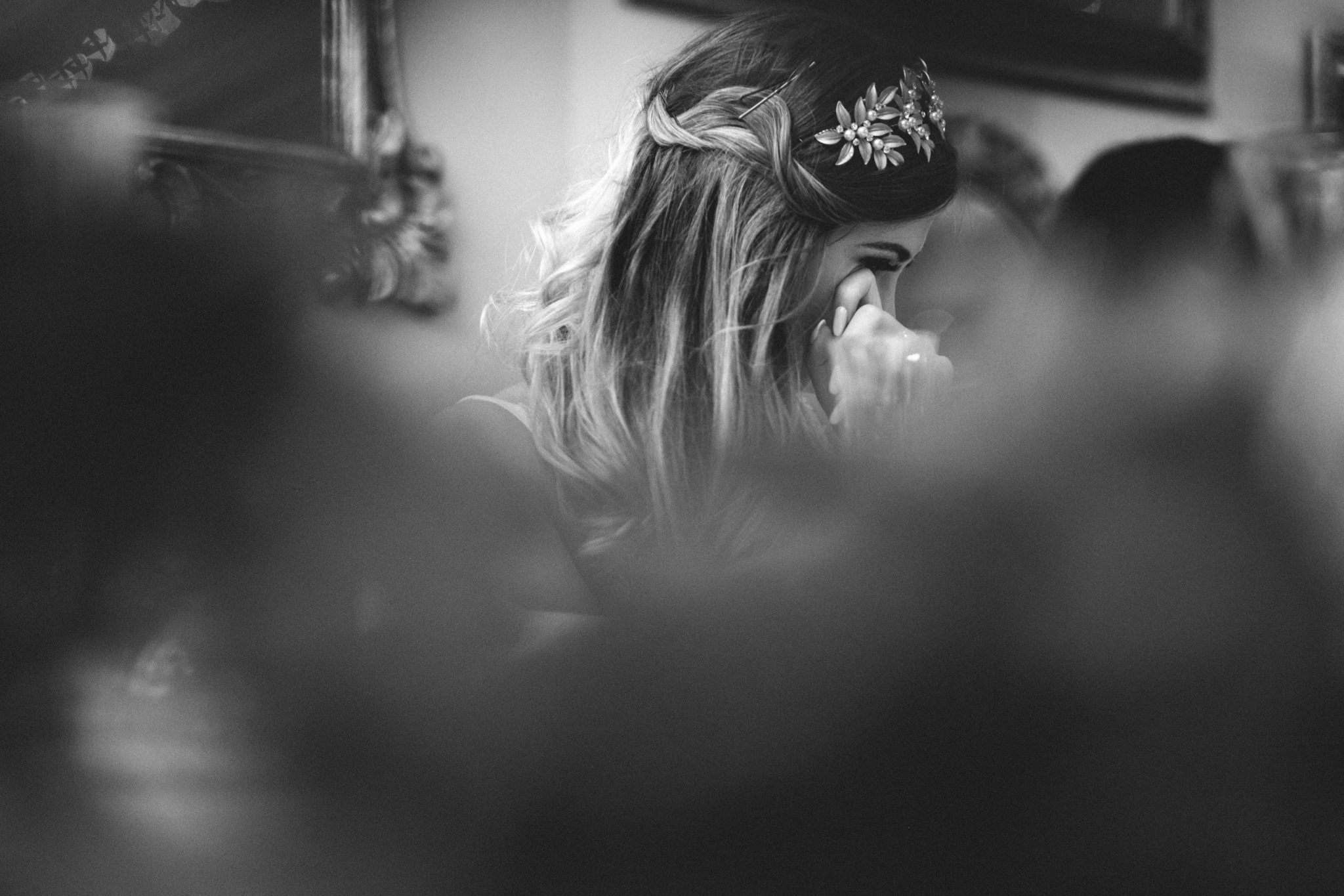 Moments like this are happening all the time at weddings. You're going to learn how to anticipate them.