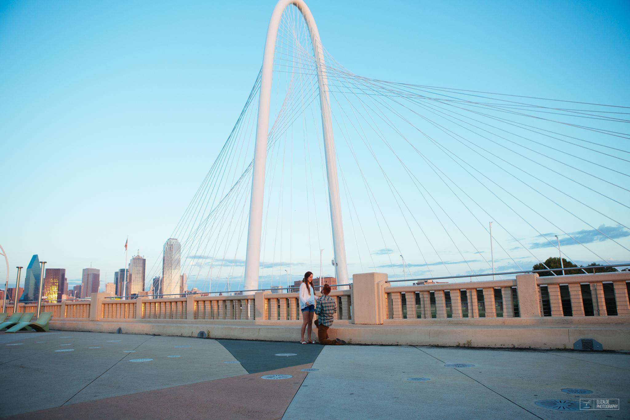 Proposal_DFW Wedding Photographer_Dallas Photographer_Elizalde Photography_margaret hunt hill bridge (1 of 21).jpg