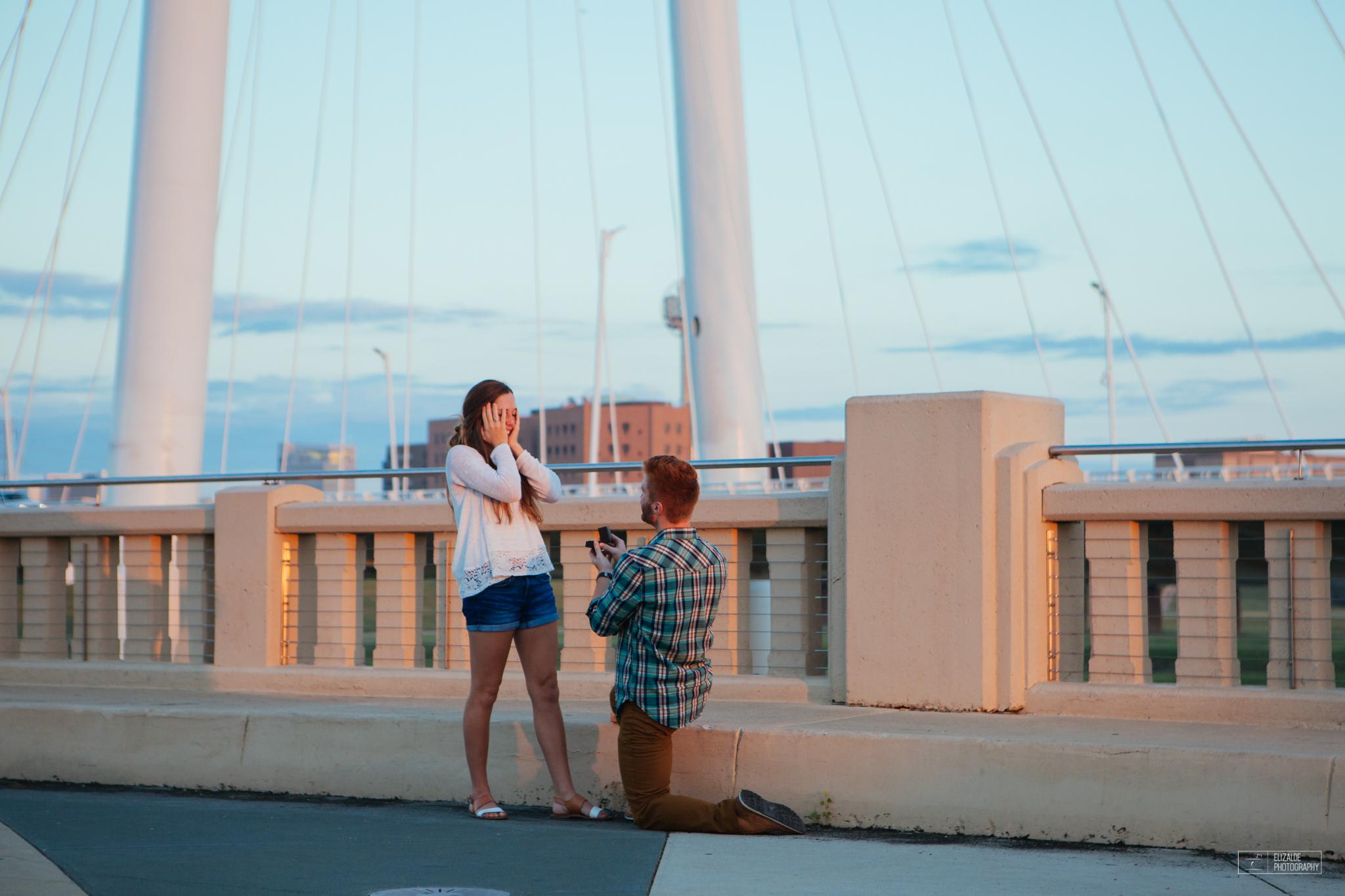 Proposal_DFW Wedding Photographer_Dallas Photographer_Elizalde Photography_margaret hunt hill bridge (3 of 21).jpg
