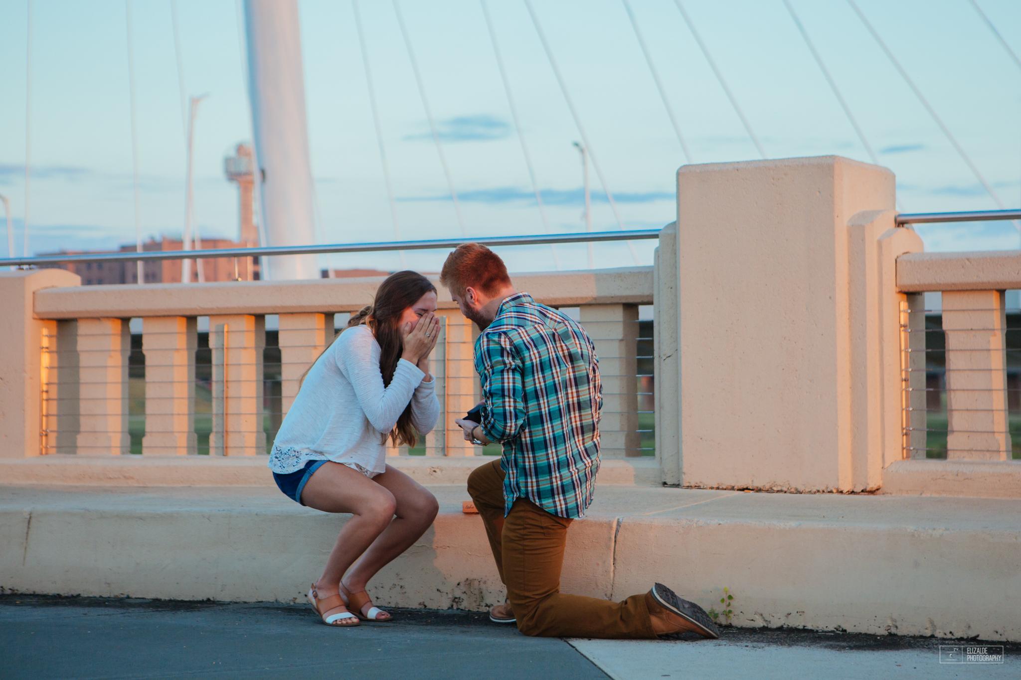 Proposal_DFW Wedding Photographer_Dallas Photographer_Elizalde Photography_margaret hunt hill bridge (5 of 21).jpg