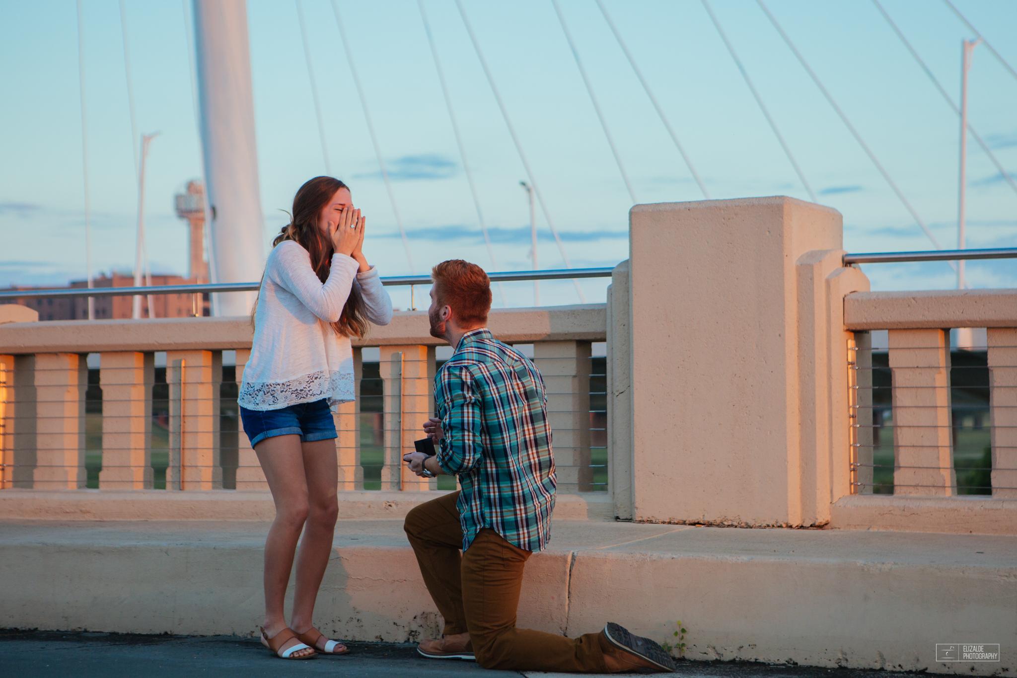 Proposal_DFW Wedding Photographer_Dallas Photographer_Elizalde Photography_margaret hunt hill bridge (6 of 21).jpg