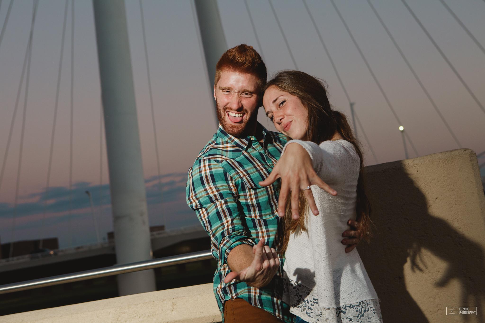 Proposal_DFW Wedding Photographer_Dallas Photographer_Elizalde Photography_margaret hunt hill bridge (16 of 21).jpg