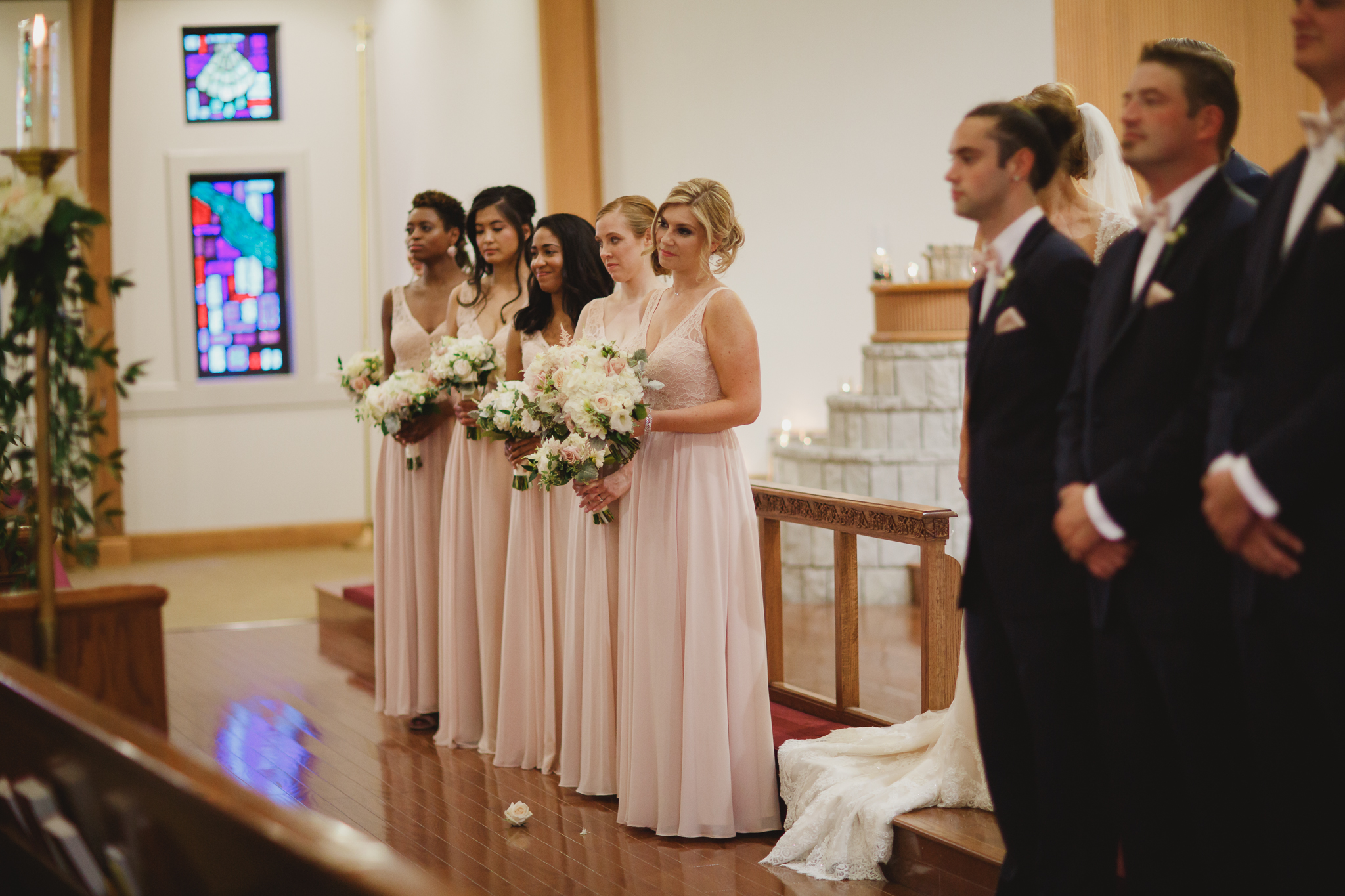 Michael and Kelly - the ashton depot - wedding DFW - wedding photographer- elizalde photography (41 of 150).jpg