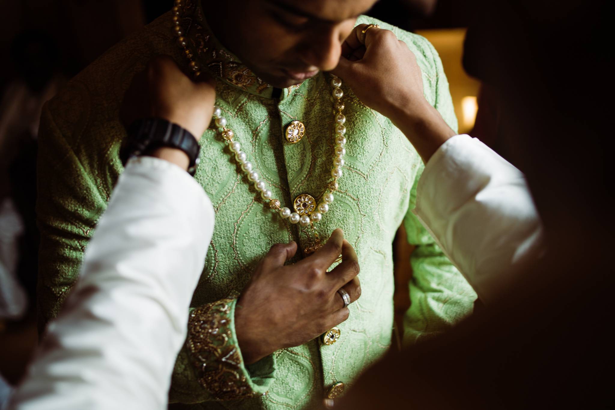 Keerthi and Kishore - Indian Wedding - elizalde photography - Dallas Photographer - South Asian Wedding Photographer - The SPRINGS Event Venue (34 of 226).jpg