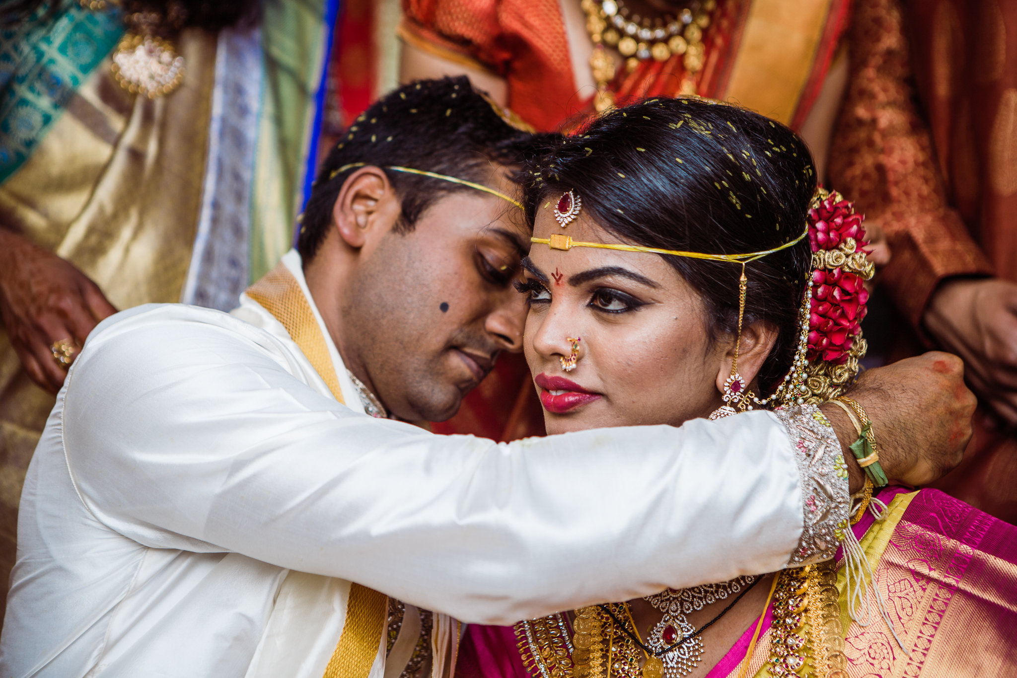 Keerthi and Kishore - Indian Wedding - elizalde photography - Dallas Photographer - South Asian Wedding Photographer - The SPRINGS Event Venue (108 of 226).jpg