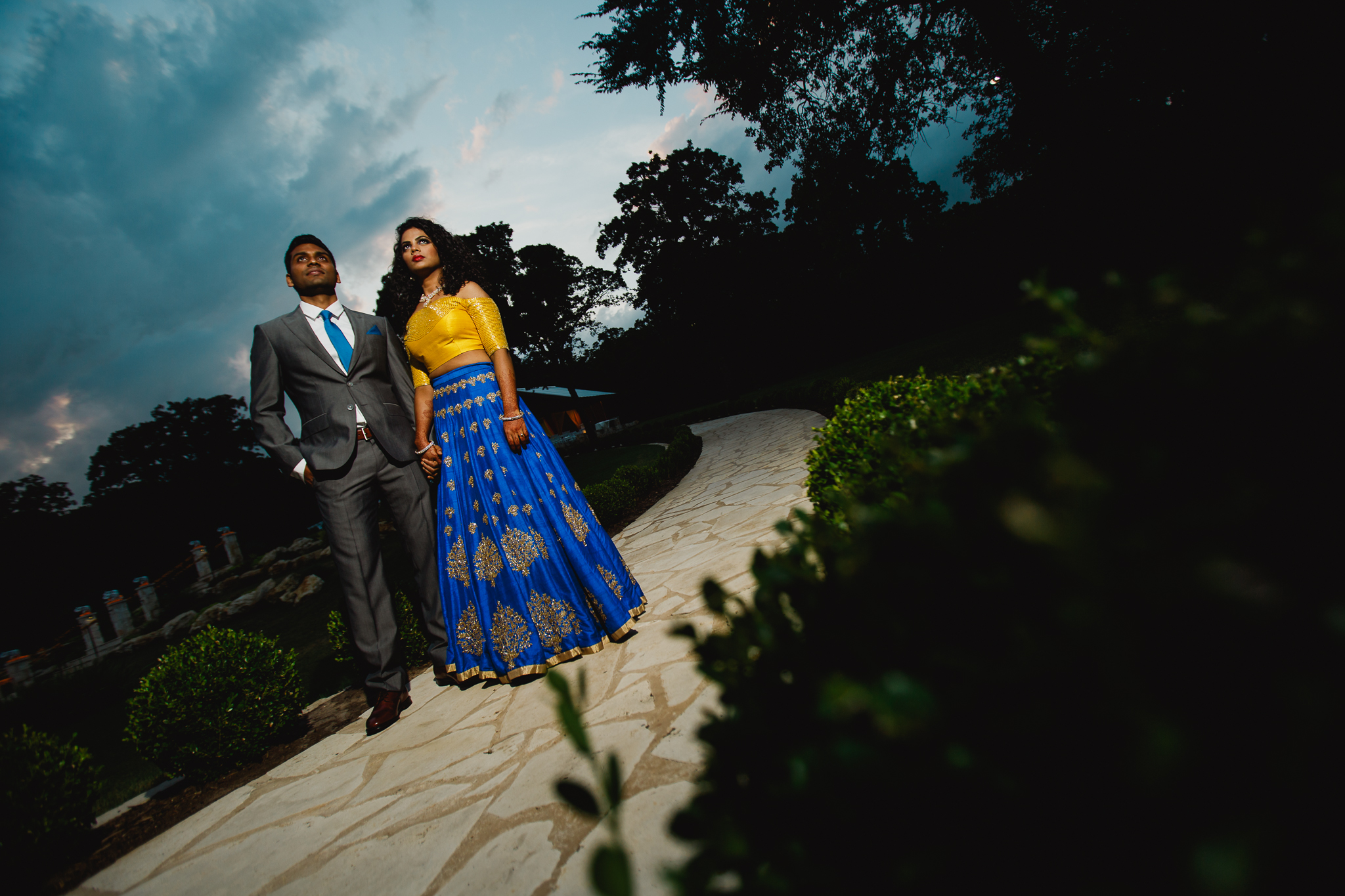 Keerthi and Kishore - Indian Wedding - elizalde photography - Dallas Photographer - South Asian Wedding Photographer - The SPRINGS Event Venue (187 of 226).jpg
