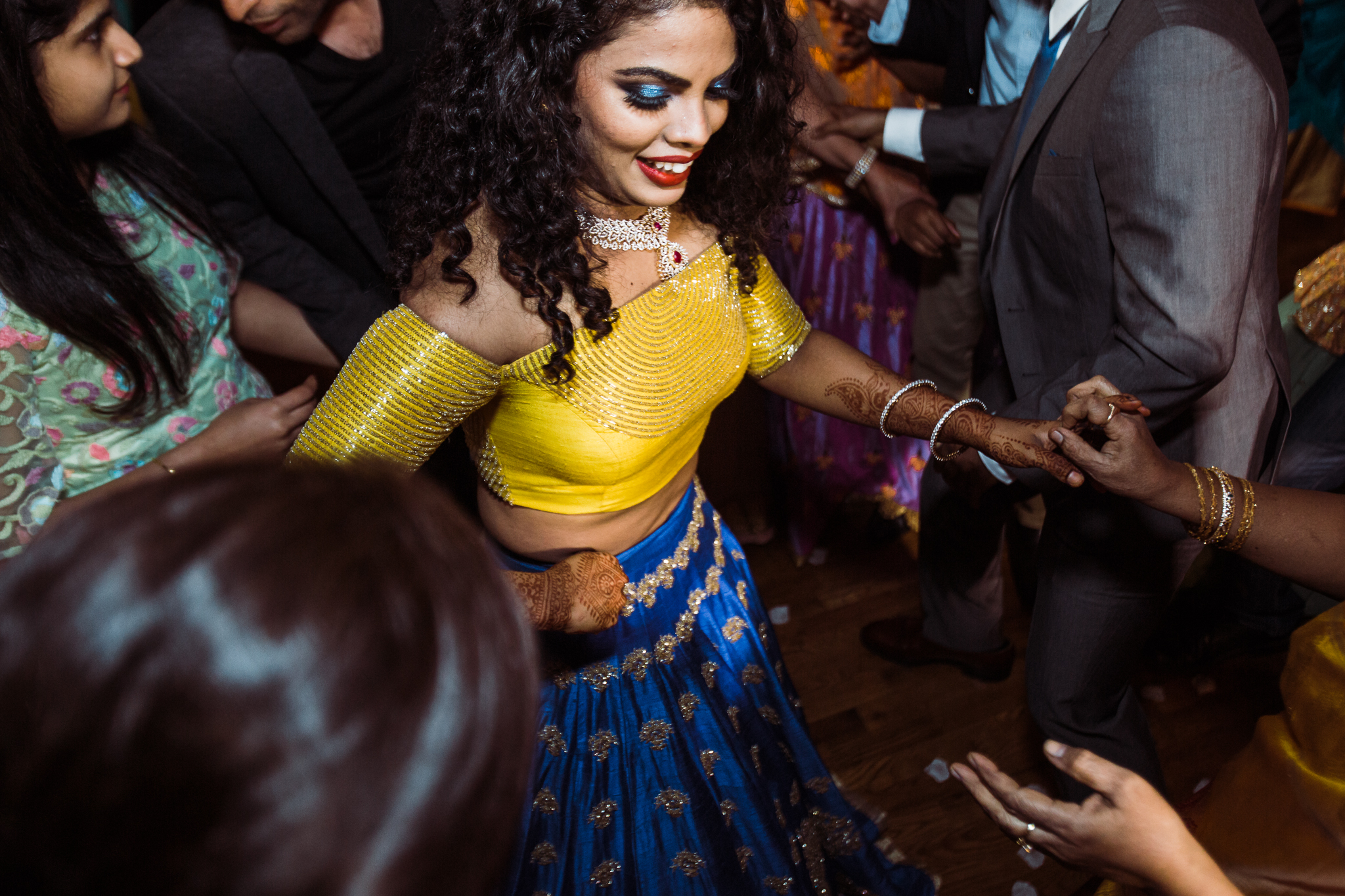 Keerthi and Kishore - Indian Wedding - elizalde photography - Dallas Photographer - South Asian Wedding Photographer - The SPRINGS Event Venue (216 of 226).jpg